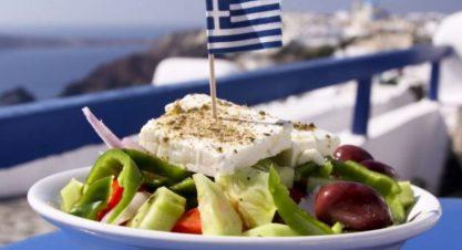 """#IOLEGGOPERCHÉ """"Viaggio di sapori: La Grecia"""""""