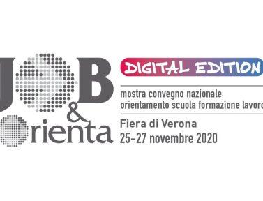Istituto Superiore per il Made in Italy a Job&Orienta, il Salone nazionale dell'orientamento, la scuola, la formazione e il lavoro.